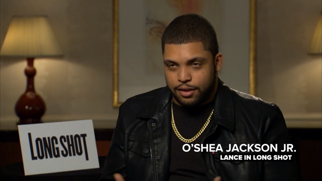 O'Shea Jackson on Long Shot, Rom-Coms, and Political Unity