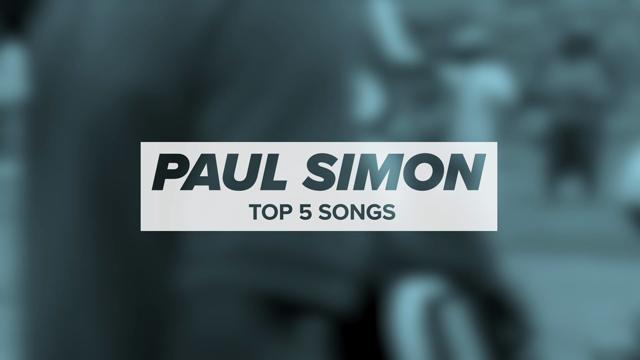 Paul Simon's Top 5 Songs
