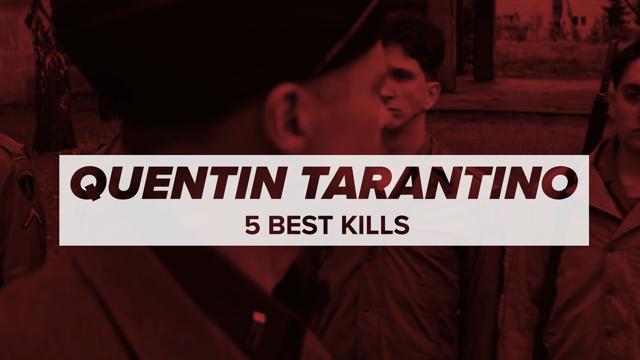 Quentin Tarantino's 5 Best Kills