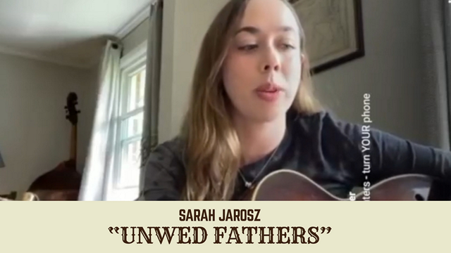 "Sarah Jarosz Performs John Prine's ""Unwed Fathers"""