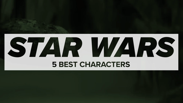 Top 5 Star Wars Characters