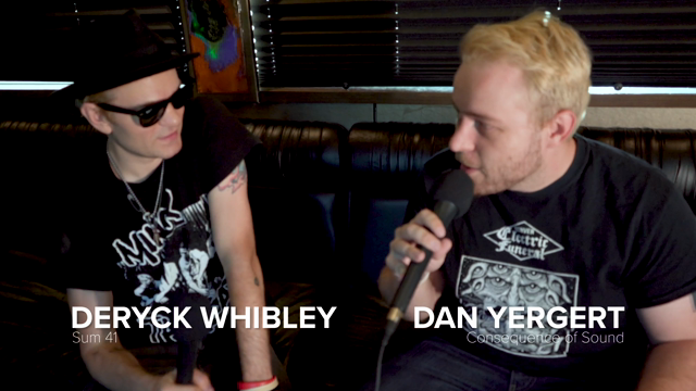 Sum 41's Deryck Whibley on New Album