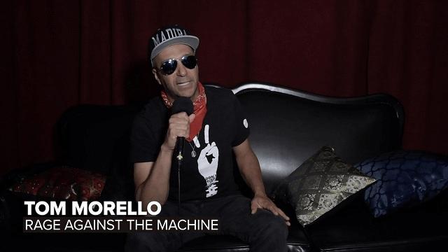 Tom Morello Recalls Slayer's Tom Araya Buying a $5 RATM Cassette