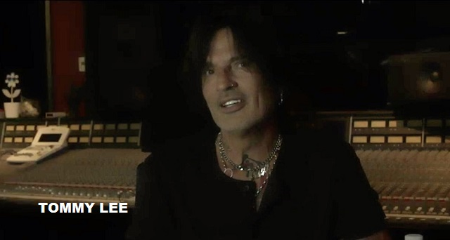 Tommy Lee on Motley Crue's Return, The Dirt, and John Bonham