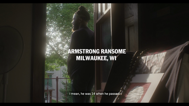 Milwaukee rapper Armstrong Ransome